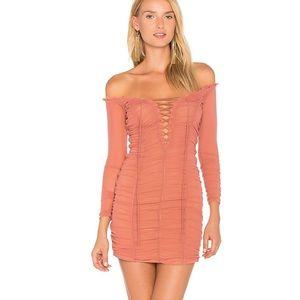 NWOT Majorelle Darling Blush Dress ✨